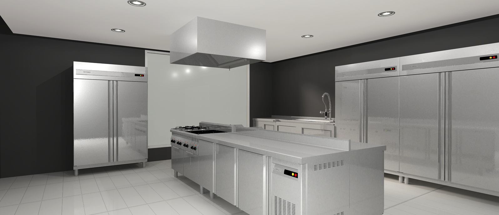 Autokitchen photos 360 panoramic views plans and for Software cocinas