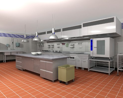 Autokitchen solutions food service - Diseno cocina industrial ...